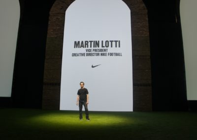 Nike Product Intro in Rio