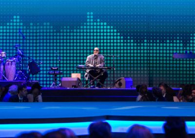 Stevie Wonder @ Dreamforce