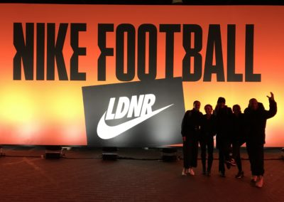 Nike Product Intro, London