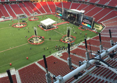 Keith Urban Concert, Cisco Rocks @ Levi's Stadium